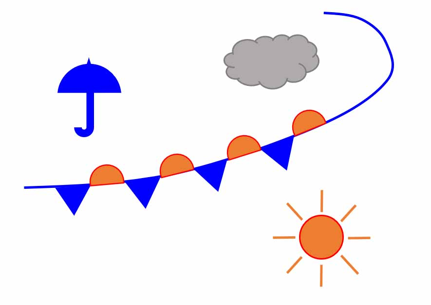 Arduinoでネット取得して天気予報表示はかなり難しい
