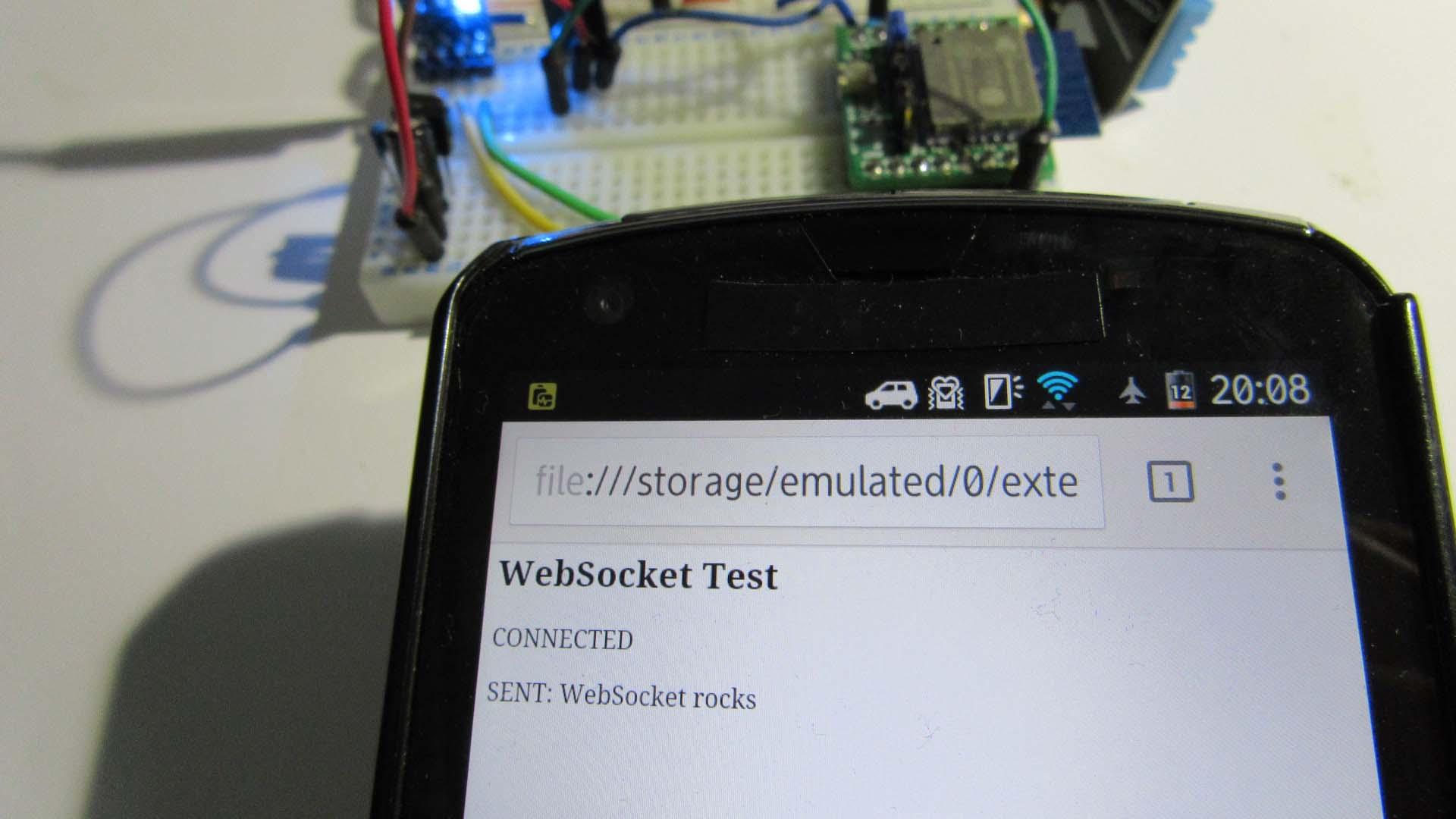WROOM で WebSocket ハンドシェイク までこぎ着けましたが、