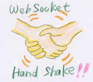 Arduino化 WROOM で WebSocket  ハンドシェイク 確立方法