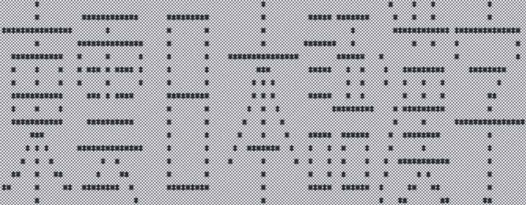 関数1行で UTF-8 文字列をフリーの日本語漢字 ( 東雲 )フォントに変換できるようにしてみました