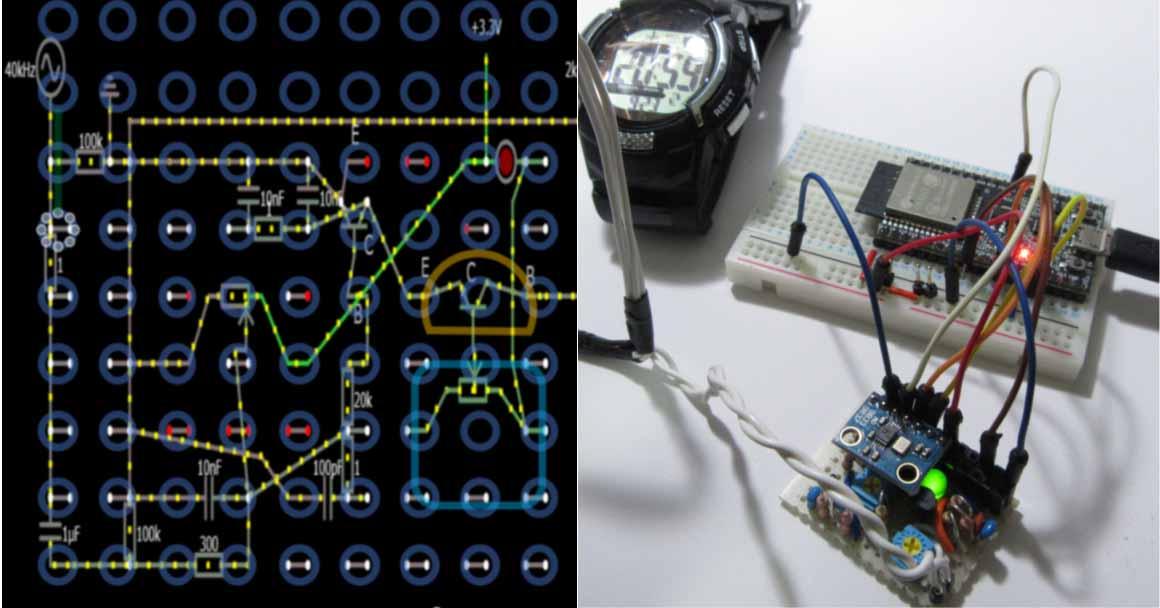 Circuit Simulator Applet のユニバーサル基板的な使い方