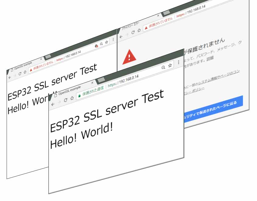 SSL サーバーを自作するための自分的予備知識