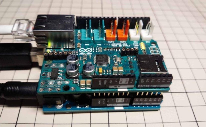Arduino ethernet shield2
