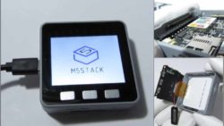 M5Stackを動かしてみたり、分解してみて感じたことを綴ってます。
