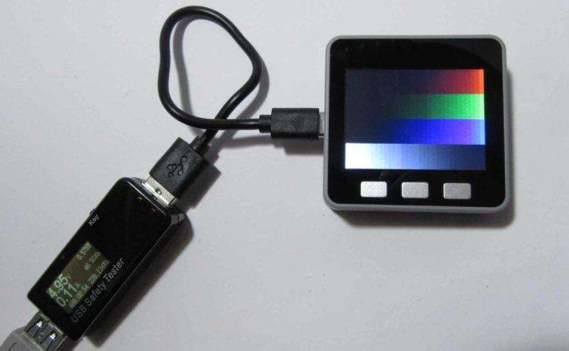 M5stack ライブラリに頼らずに、TFT LCD ILI9341 をちょっと解明