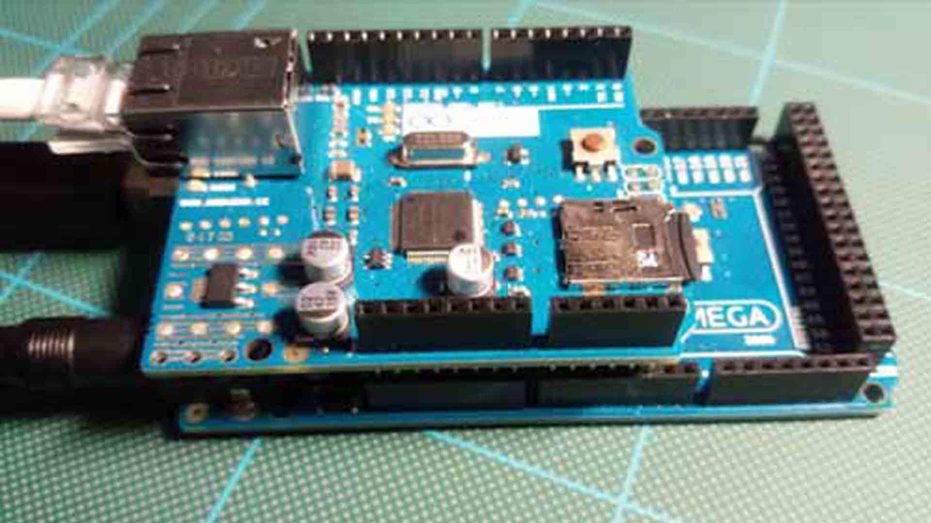 Arduino MEGA と Ethernet シールド(shield) の動作について