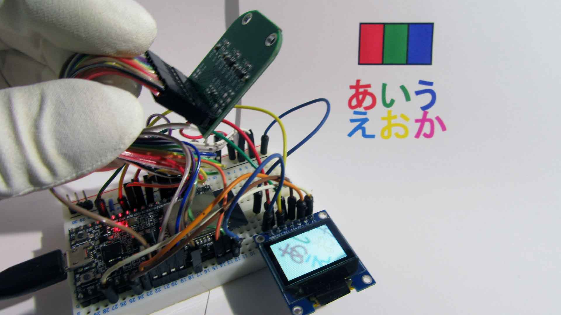 esp32-cameraライブラリを読み解く ~モジュール接続、動作チェック編~